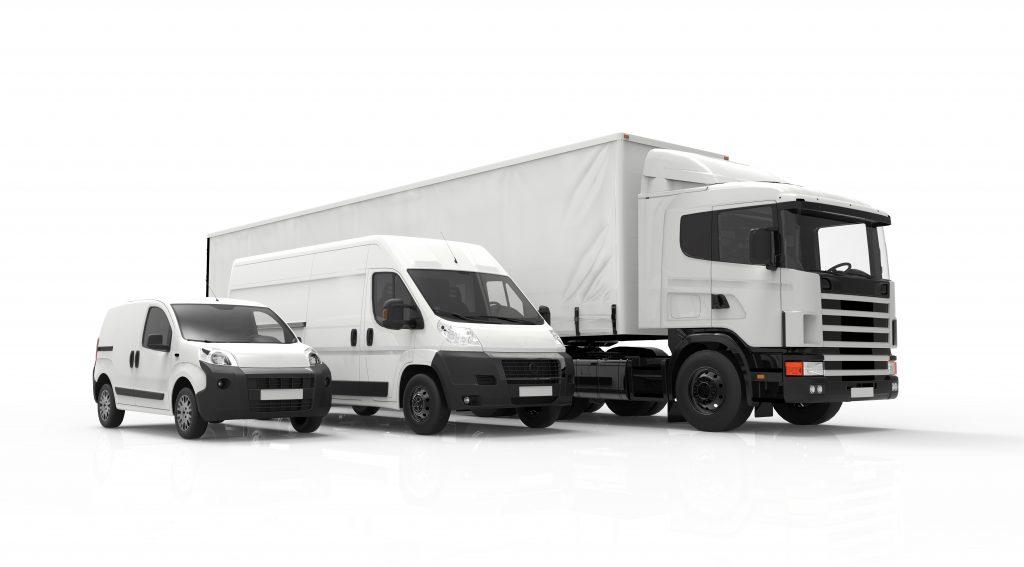 Tracker Fleet Vehicles